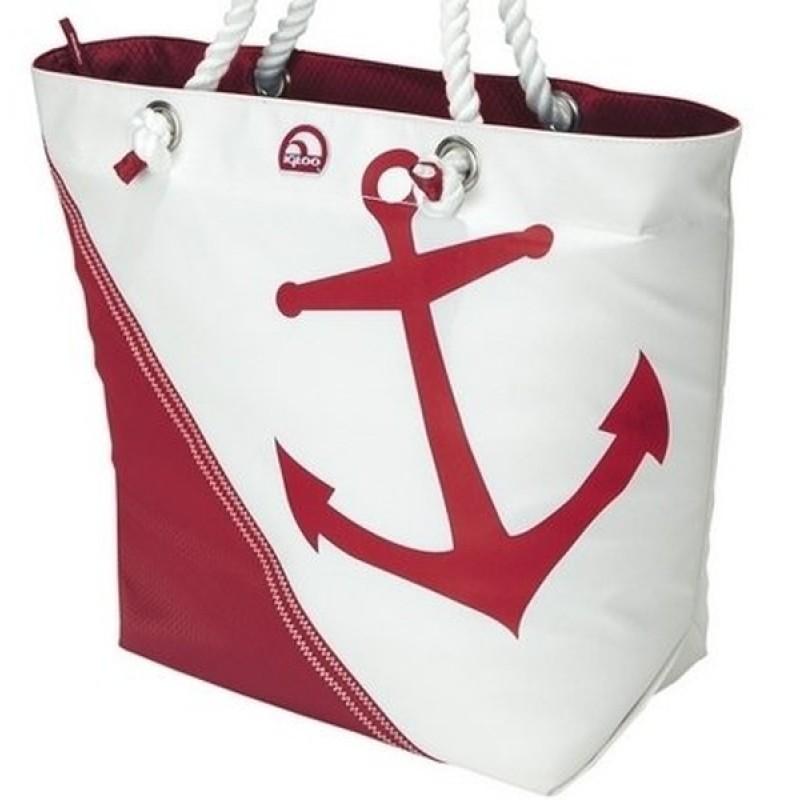 Сумка-термос Igloo Sail Tote 24 A-A red (фото 2)