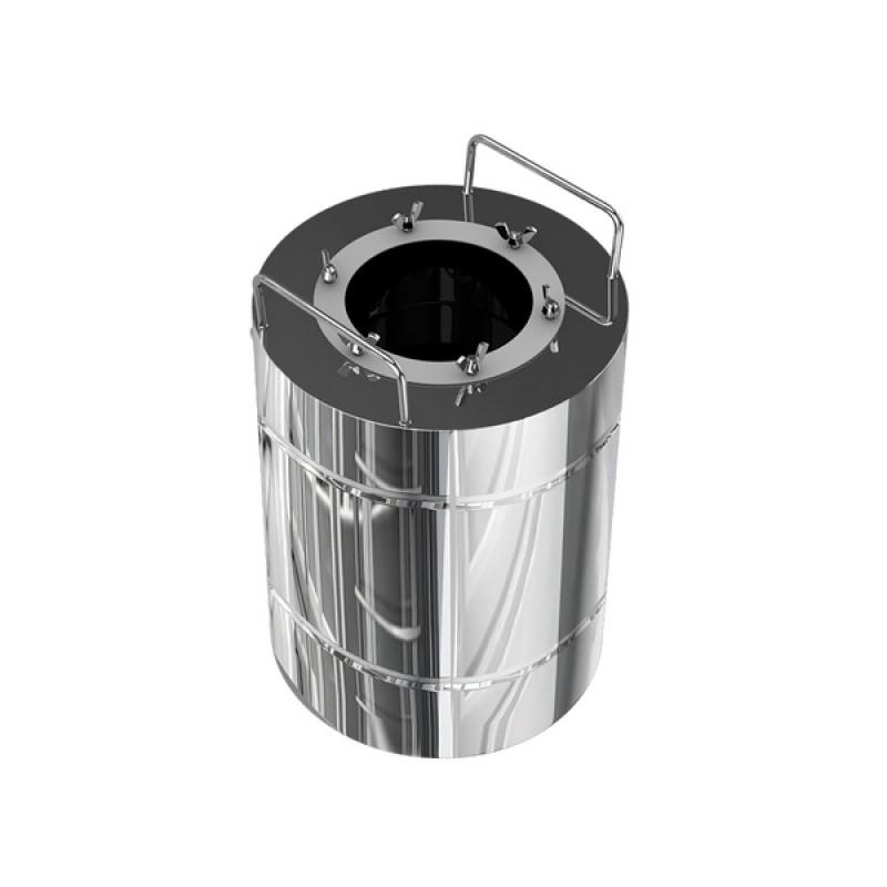 Самогонный аппарат (дистиллятор) ФЕНИКС Мечта 15 литров с разборным сухопарником (фото 3)