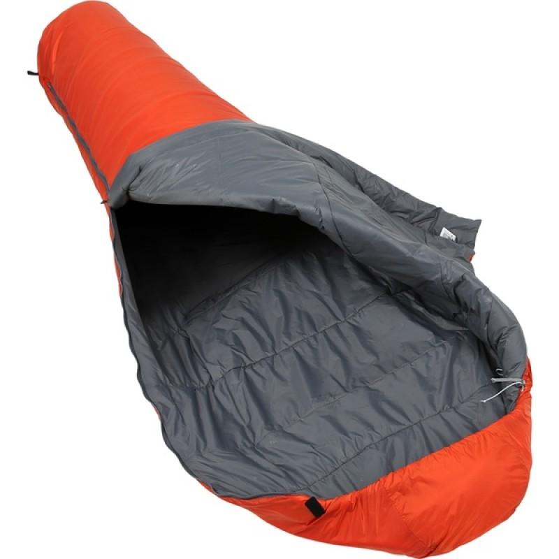 Спальный мешок СПЛАВ Сейша 130 (терракотовый) 205 см (фото 2)