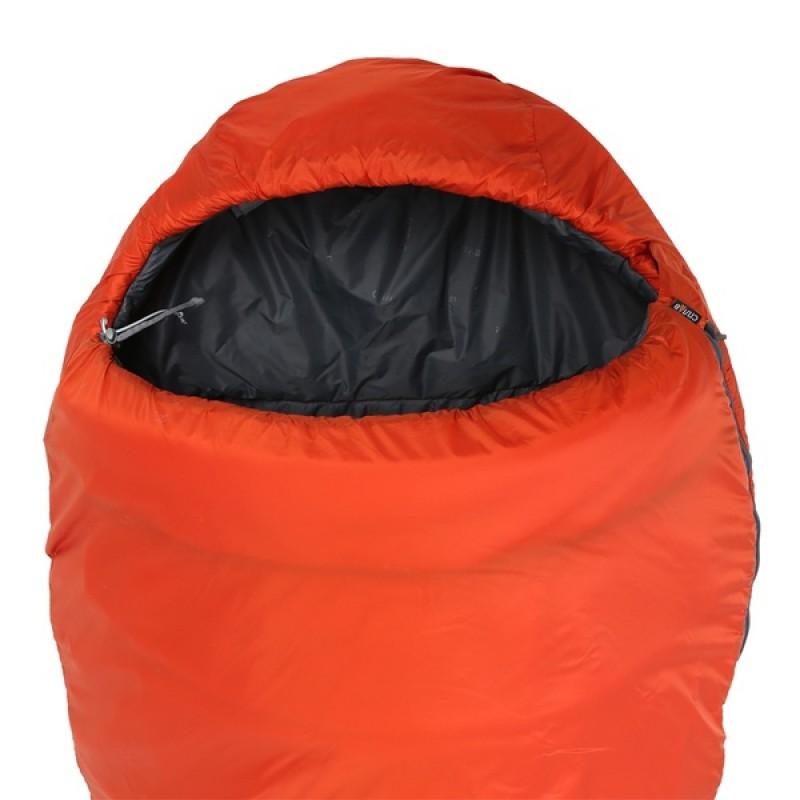 Спальный мешок СПЛАВ Сейша 130 (терракотовый) 205 см (фото 3)