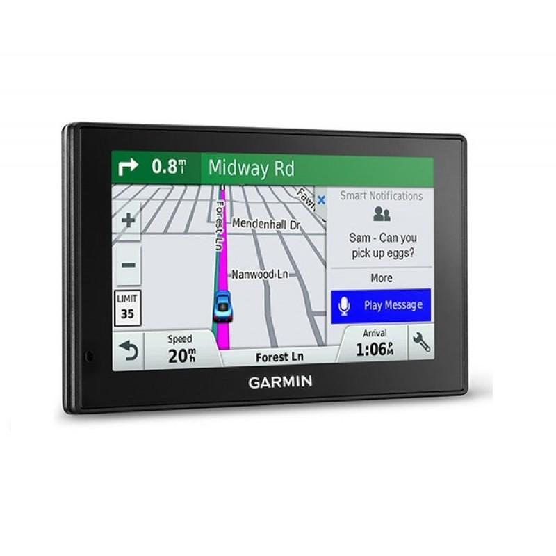 Навигатор Garmin DriveAssist 51 LMT LMT-S Европа (010-01682-12)
