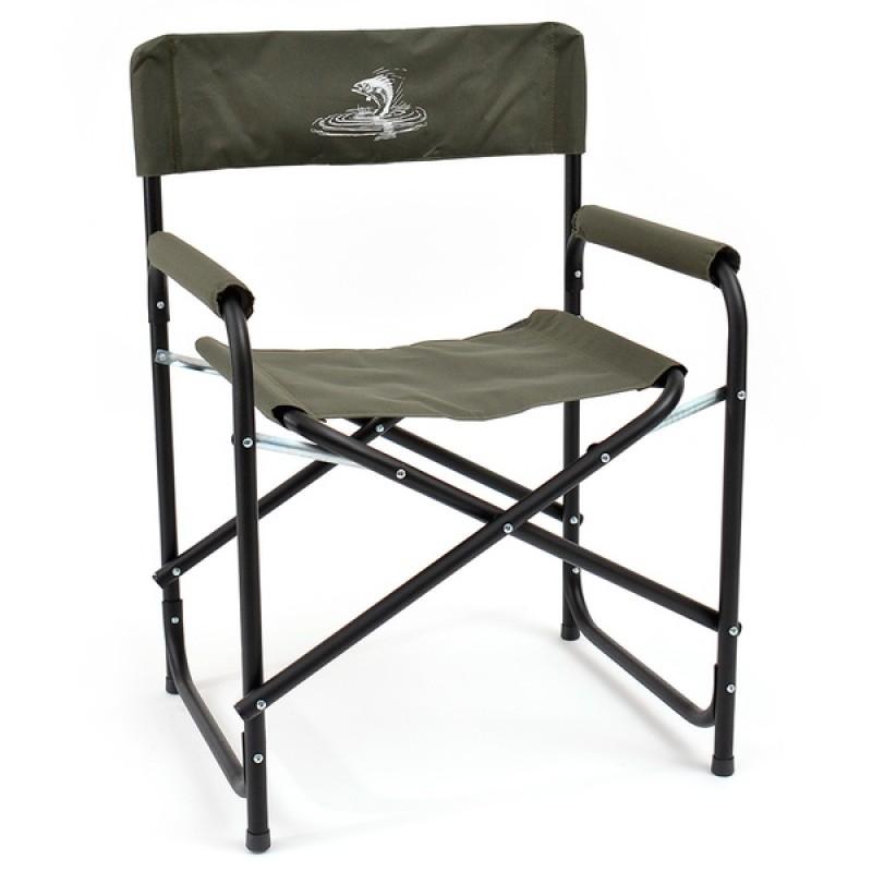 Кресло складное базовый вариант SK-01 (сталь, хаки)
