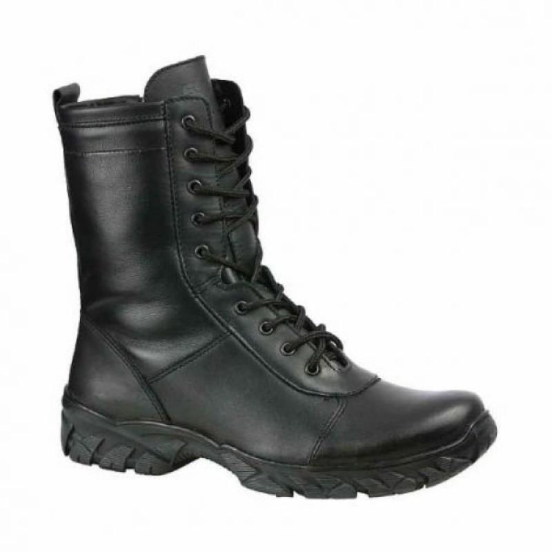 Ботинки с высокими берцами Бутекс «ЭКСТРИМ ZIP» кожа модель 174