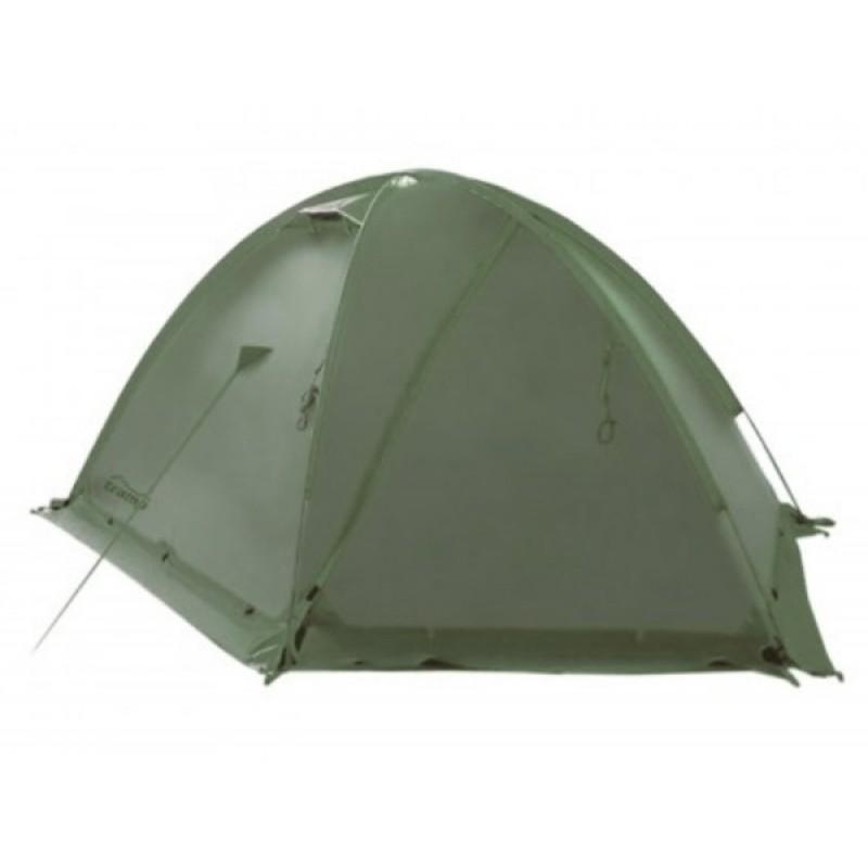 Палатка Tramp Rock 3 (V2) (зеленый)