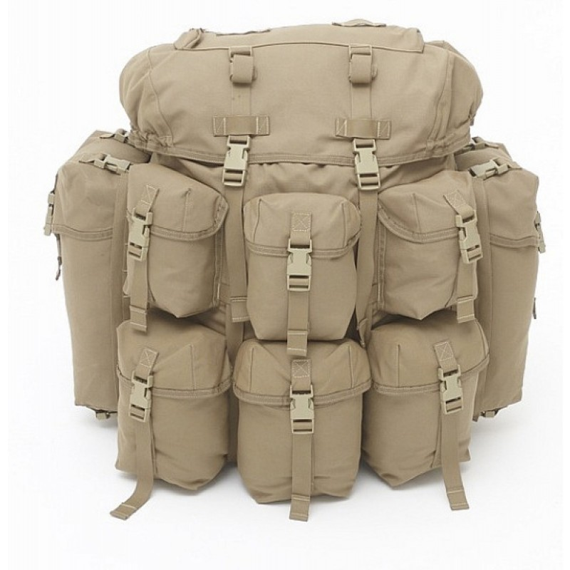 Тактический рюкзак WARRIOR ASSAULT SYSTEMS Elite Ops BMF Burgen Coyote Tan
