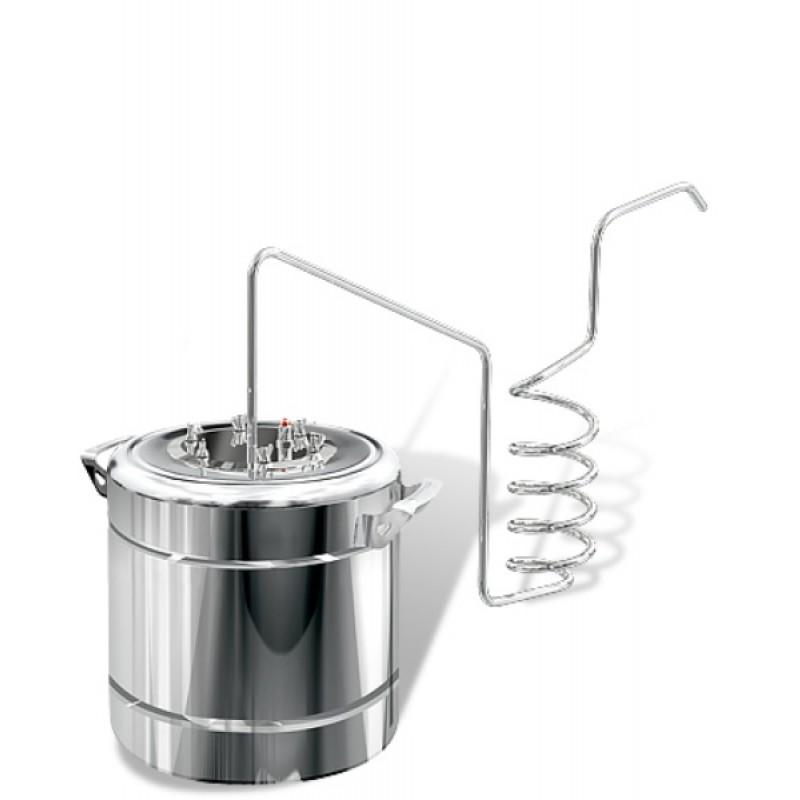 Самогонный аппарат (дистиллятор) ФЕНИКС Дачный – Эконом 15 литров