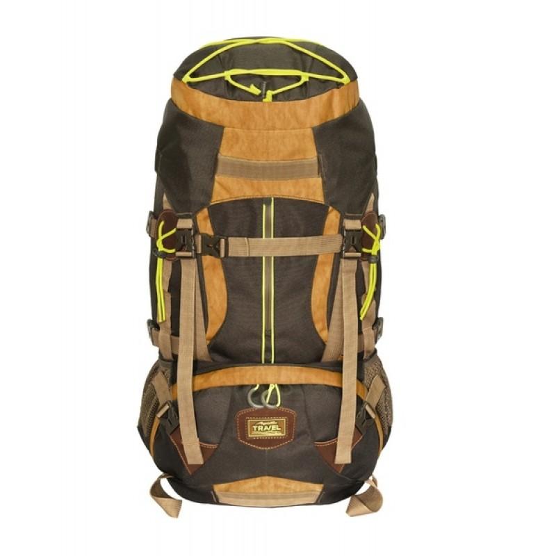 Рюкзак Aquatic Р-45+5ТК (трекинговый,  темно-коричневый)
