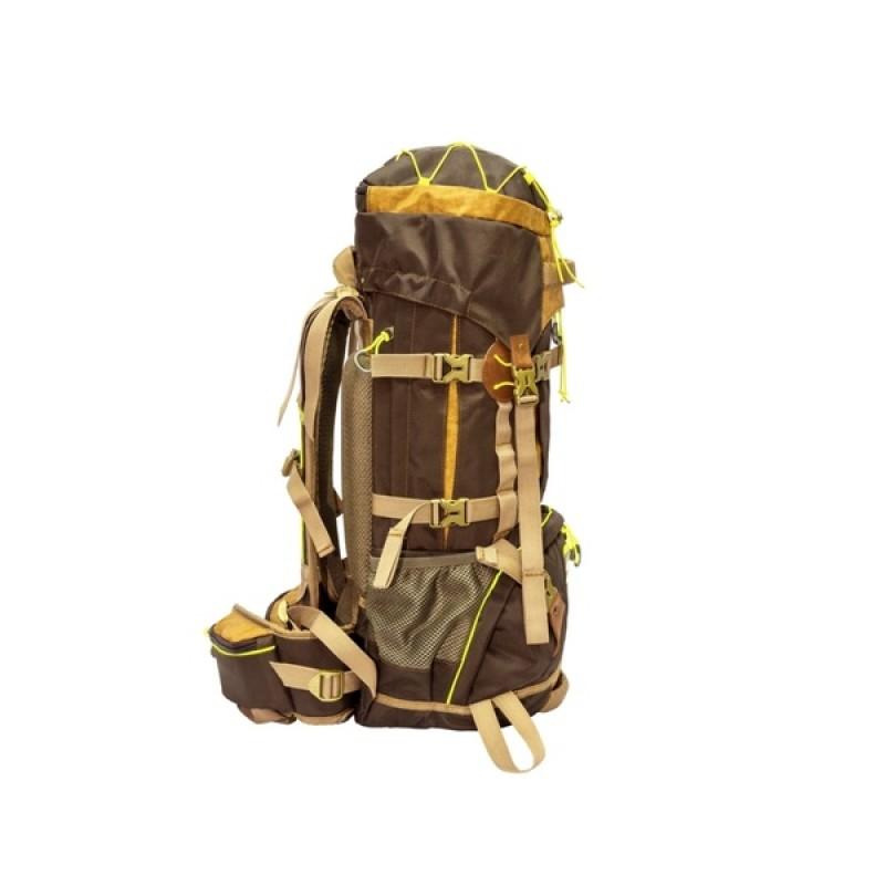 Рюкзак Aquatic Р-45+5ТК (трекинговый,  темно-коричневый) (фото 2)