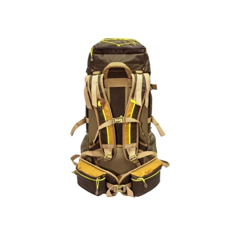 Рюкзак Aquatic Р-45+5ТК (трекинговый,  темно-коричневый) (фото 3)