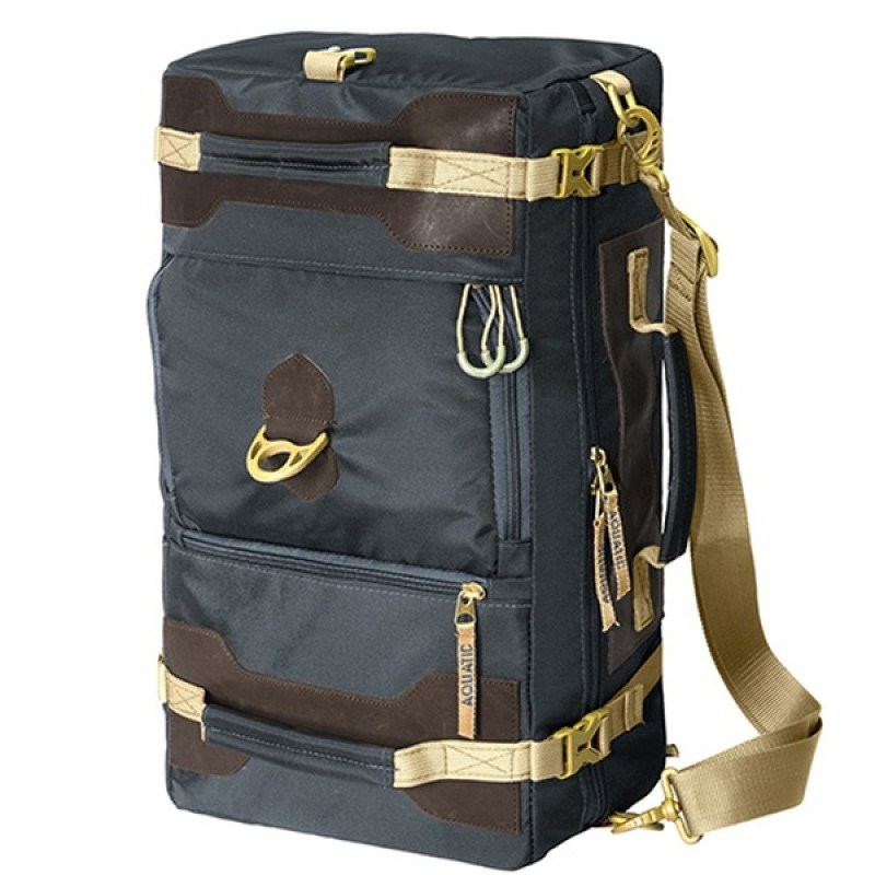 Сумка-рюкзак Aquatic С-27ТС (цвет: темно-серый)