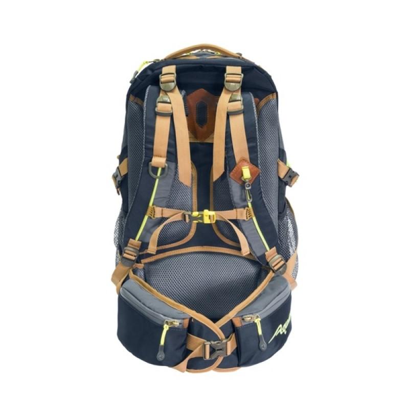 Рюкзак Aquatic Р-45СС (трекинговый, сине-серый) (фото 3)