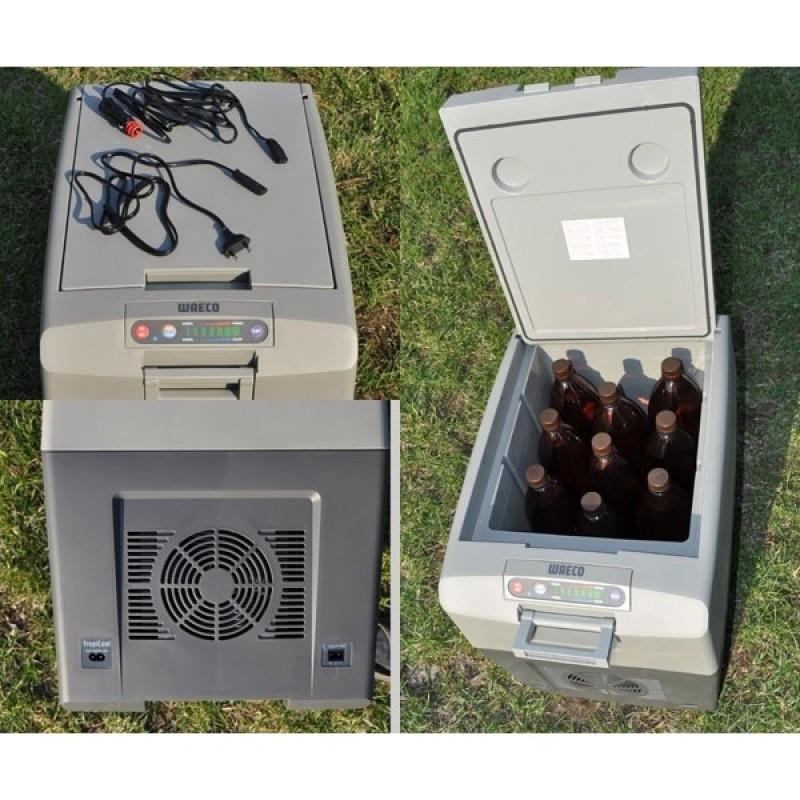 Автомобильный холодильник Dometic TropiCool TC-35FL 35Л  12/24/230В (фото 2)