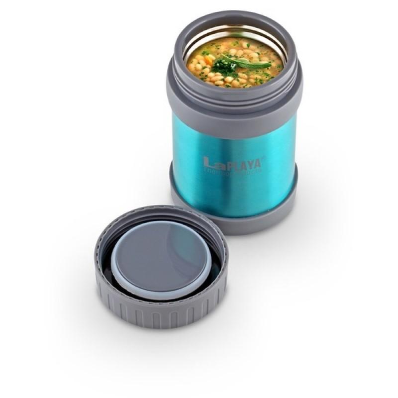 Термос для еды LaPlaya Food Container JMG 0.35L Petrol (фото 3)