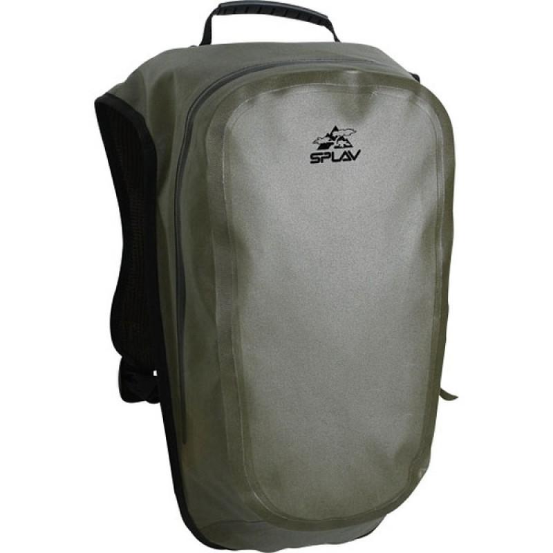 Рюкзак влагозащитный СПЛАВ RAINWAY (олива)