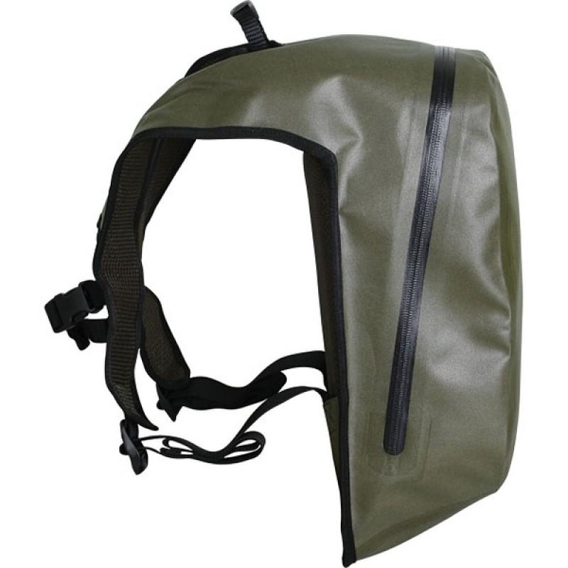 Рюкзак влагозащитный СПЛАВ RAINWAY (олива) (фото 3)