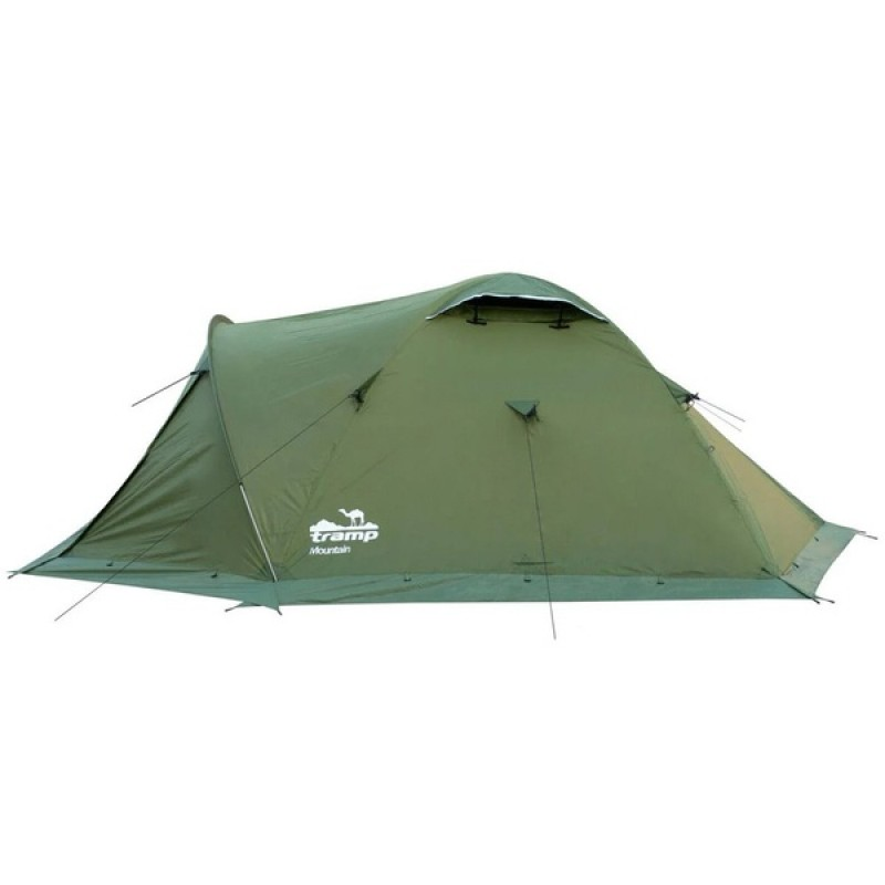 Палатка Tramp Mountain 2 (V2) (зеленый) (фото 2)