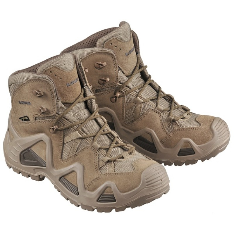 Тактические ботинки Lowa ZEPHYR GTX MID TF Coyote