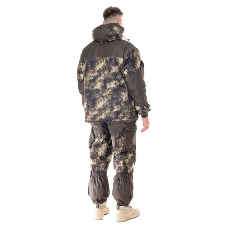 Зимний костюм для охоты и рыбалки АНГАРА -30°С (Алова, MU-1G/соты) Huntsman (фото 2)