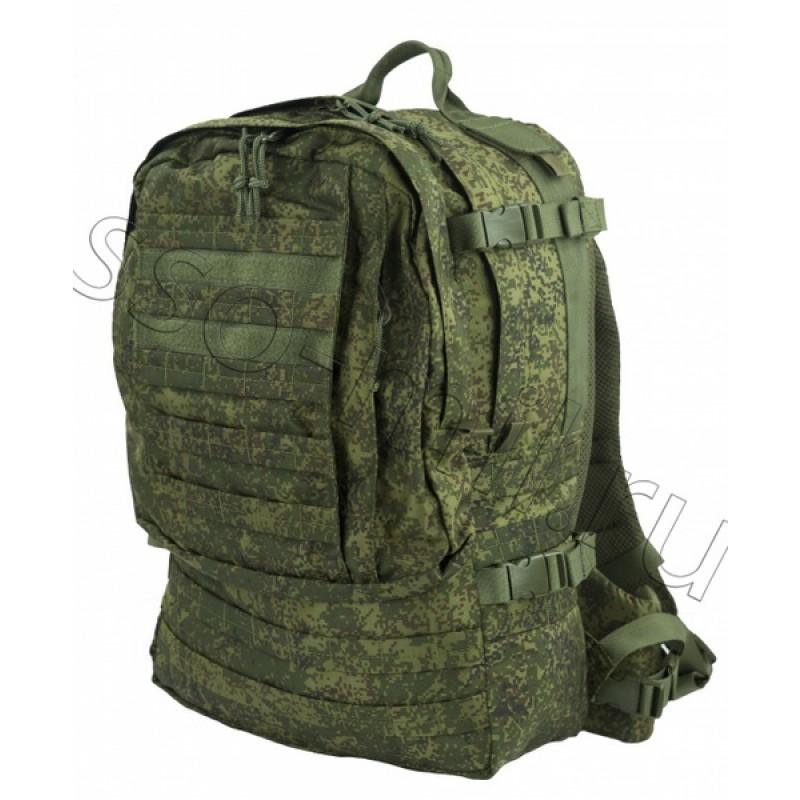 Рюкзак патрульный SSO Койот-2 Цифра флора