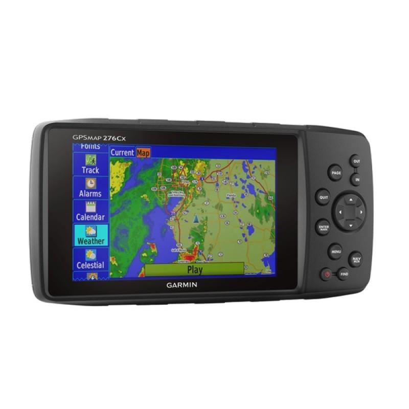Туристический навигатор Garmin GPSMAP 276CX (фото 2)