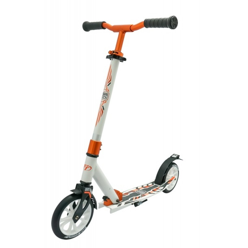 Самокат Tech Team TT Jogger 180 оранжевый