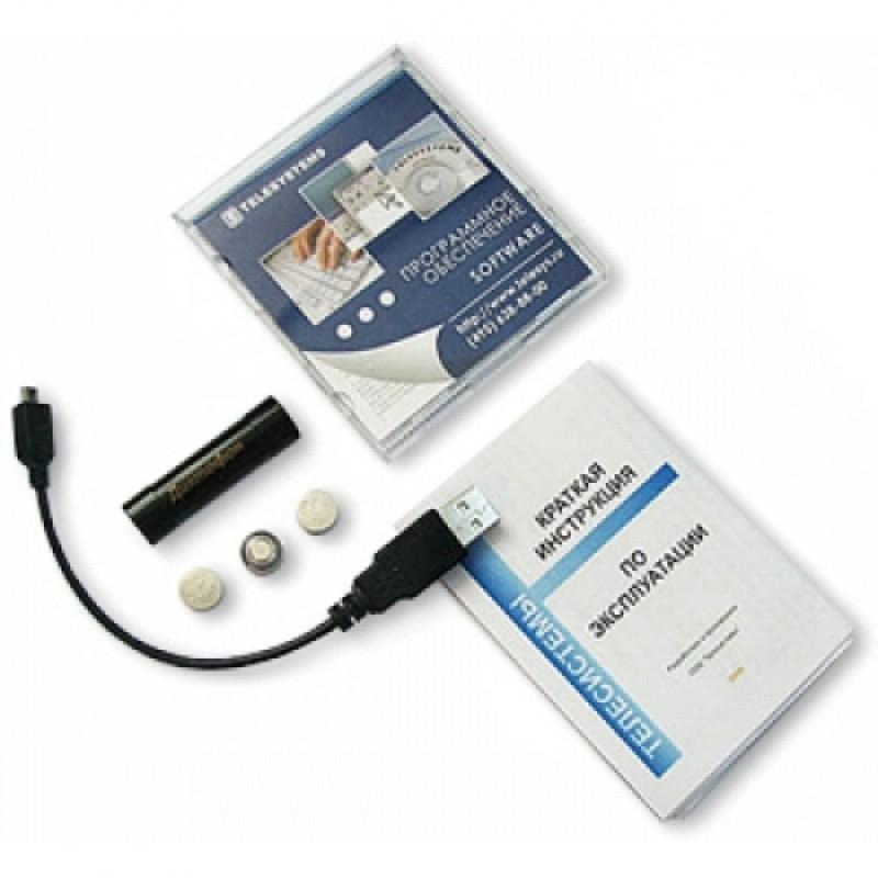 Цифровой диктофон Edic-mini Tiny B47-300H (фото 2)