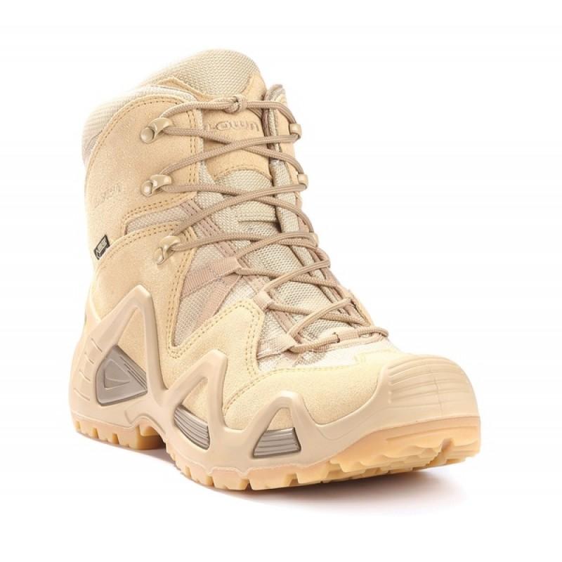 Тактические ботинки Lowa ZEPHYR GTX MID TF Desert (фото 2)