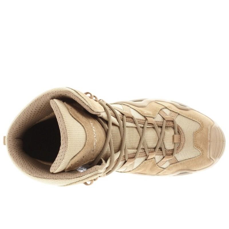 Тактические ботинки Lowa ZEPHYR GTX MID TF Desert (фото 3)