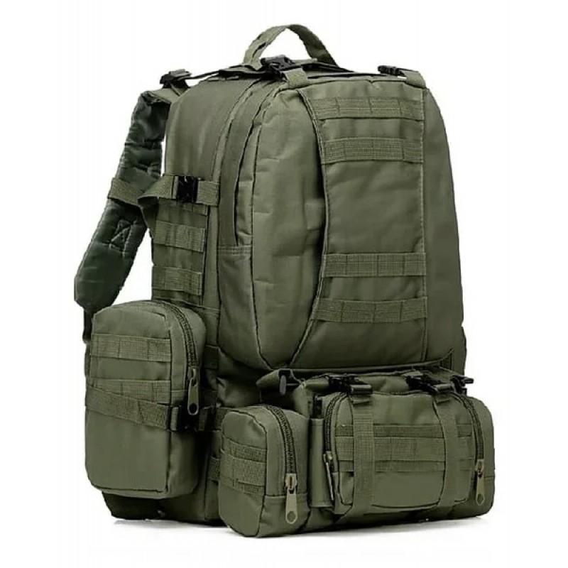 Тактический рюкзак WERDUM Рейдовый (40 литров, олива)