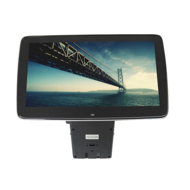 Навесной монитор на подголовник 11 ERGO ER11MB на Андроид для MERCEDES