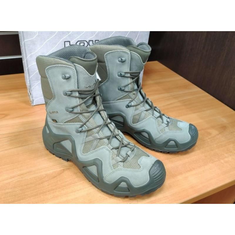 Тактические ботинки Lowa ZEPHYR GTX HI TF Sage (фото 3)