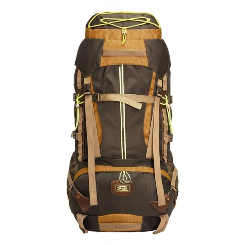 Рюкзак Aquatic Р-55+10ТК (трекинговый, темно-коричневый)