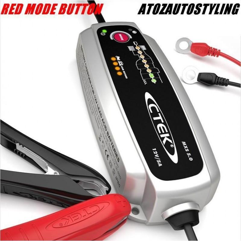 Зарядное устройство Ctek MXS 3.8 (+ Антисептик-спрей для рук в подарок!) (фото 2)