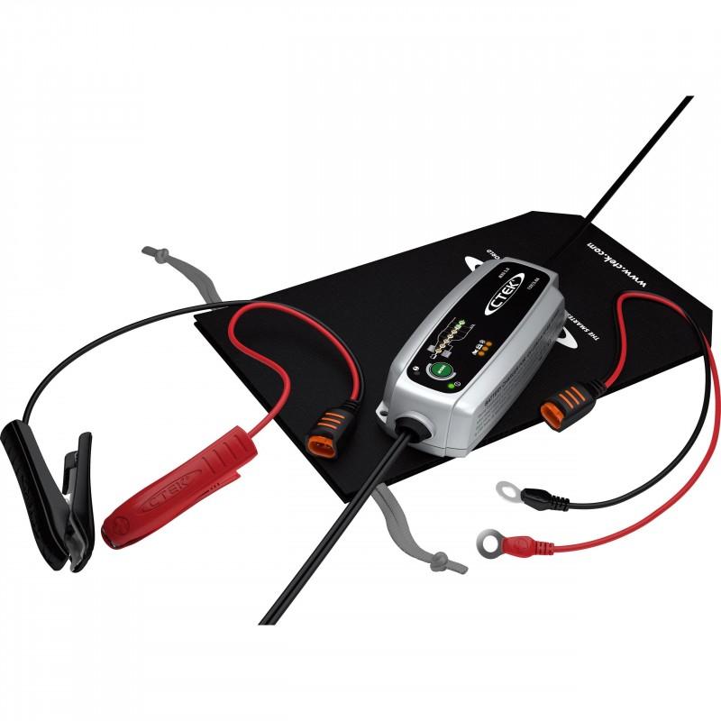 Зарядное устройство Ctek MXS 3.8 (+ Антисептик-спрей для рук в подарок!) (фото 4)