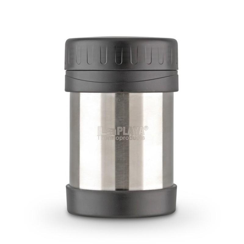 Термос для еды LaPlaya Food Container JMG 0.35L Silver