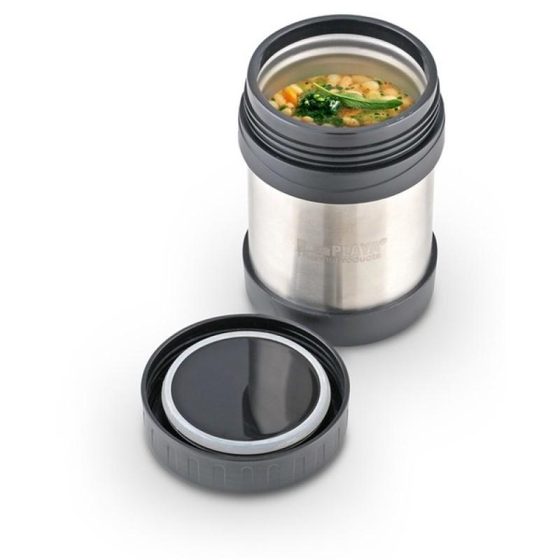 Термос для еды LaPlaya Food Container JMG 0.35L Silver (фото 2)