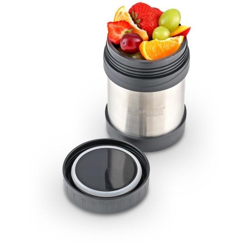 Термос для еды LaPlaya Food Container JMG 0.35L Silver (фото 3)