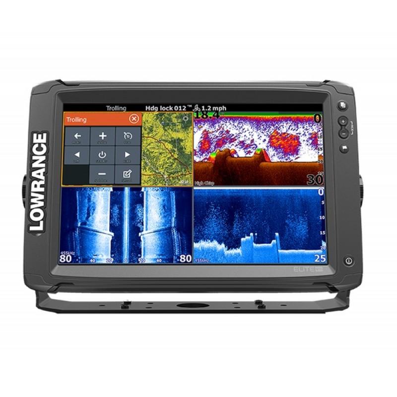 Картплоттер Lowrance Elite-12 Ti TotalScan Transducer (фото 2)