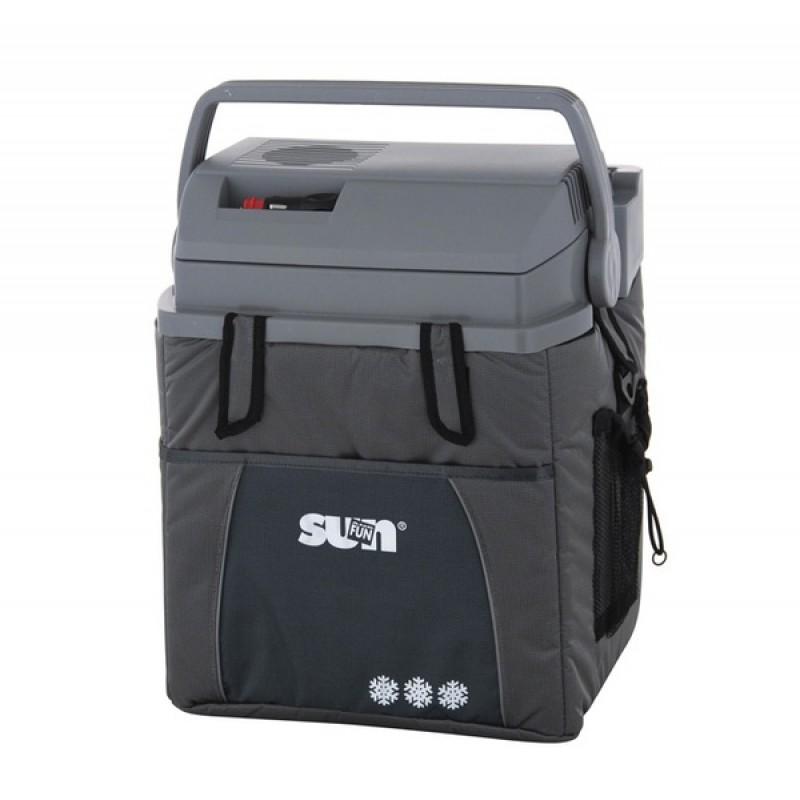 Автомобильный холодильник Ezetil ESC 21 Sun&Fun 12V silver