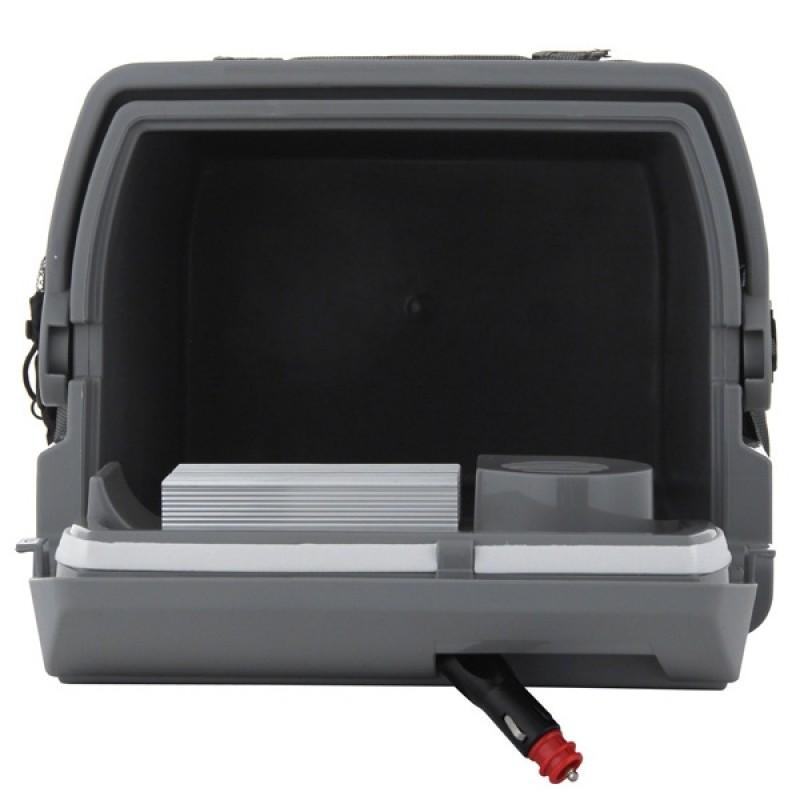Автомобильный холодильник Ezetil ESC 21 Sun&Fun 12V silver (фото 3)