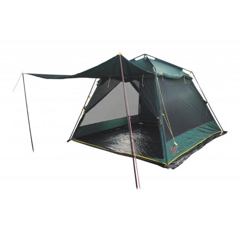Палатка Tramp  Bungalow Lux Green (V2)