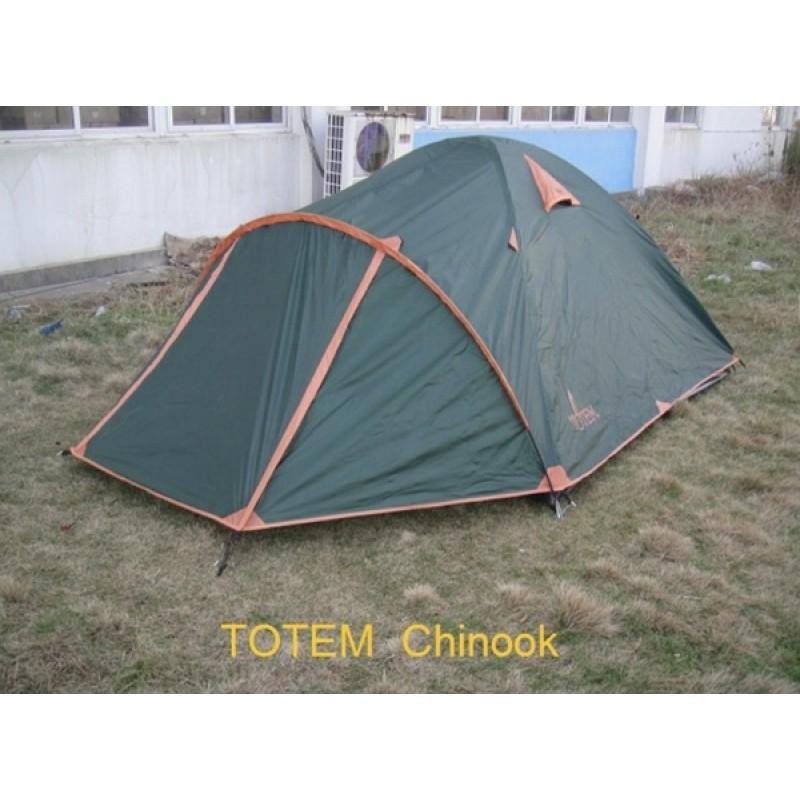 Палатка Totem Chinook 4 (V2) (зеленый) (фото 2)