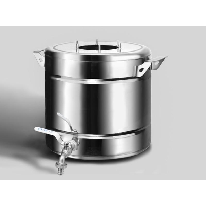 Самогонный аппарат (дистиллятор) ФЕНИКС Локомотив 25 литров (фото 3)