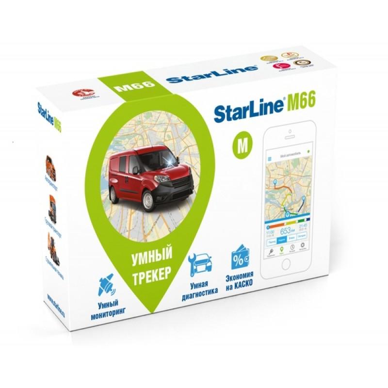 GPS Трекер StarLine M66M