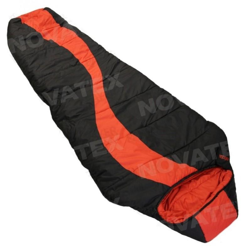 Спальный мешок-кокон «Экстрим» (черно-красный) PAYER