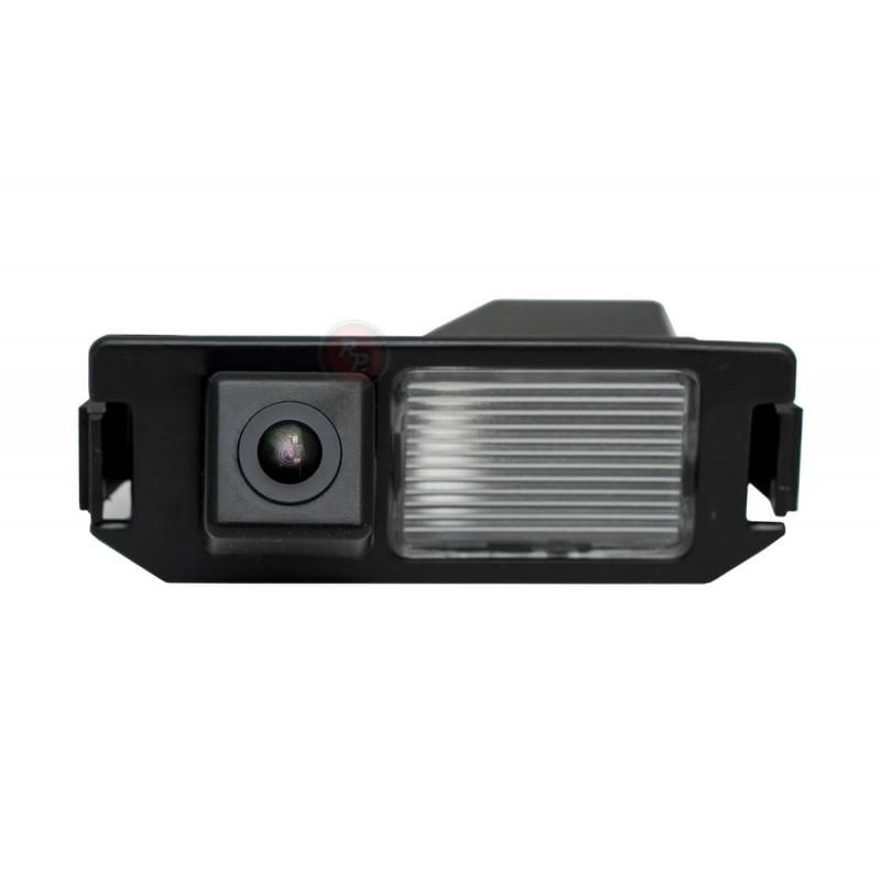 Штатная видеокамера парковки Redpower HYU119P Premium для Hyundai I30/Solaris Hatchback/KIA Soul (2009-2013)