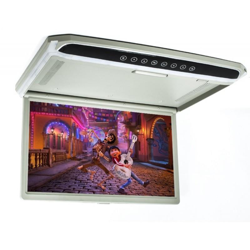 Потолочный монитор для автомобиля Потолочный монитор 17,3 AVEL AVS1707MPP (серый)