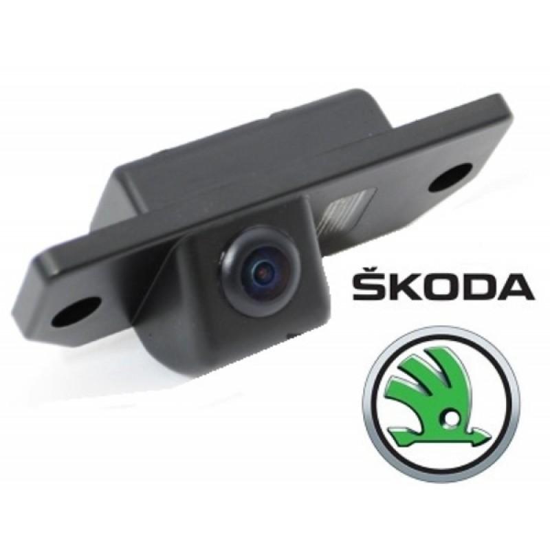 CMOS камера заднего вида для SKODA OCTAVIA TOUR (#014)
