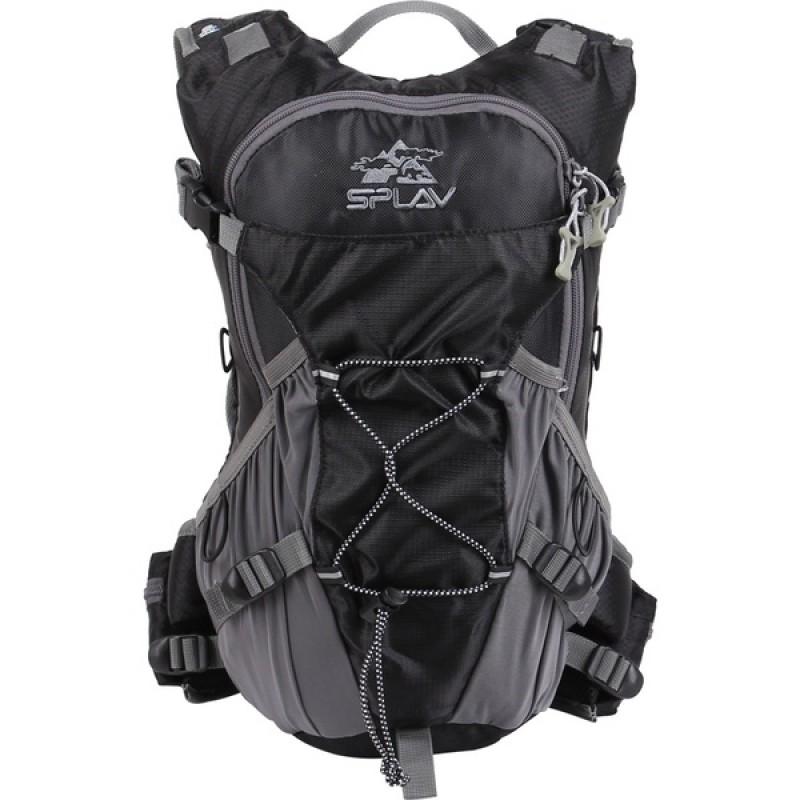 Туристический рюкзак СПЛАВ IMPULSE (серый)