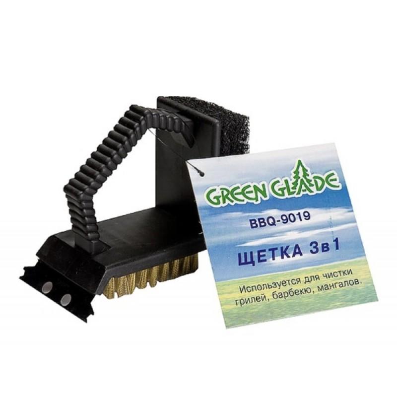 Щетка-скребок для гриля Green Glade 9019 (фото 3)